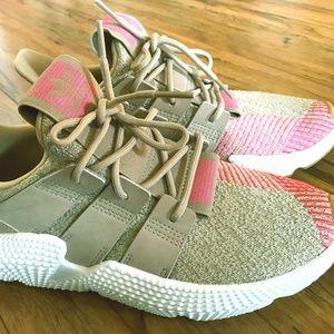 Authentic Adidas Prophere Pink/Khaki